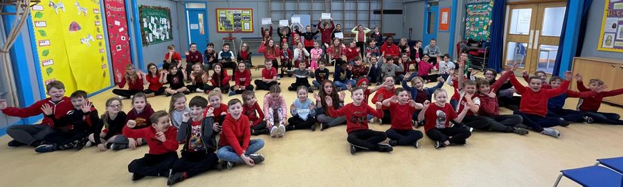 Key Stage 2 Comic Relief
