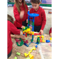DT day - marble run research