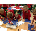 DT day - creating 'blue prints'