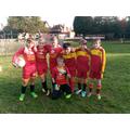 Our boys football team