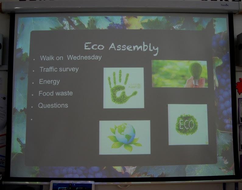Eco Assembly March 2016