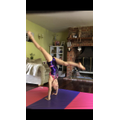 Keeping up with gymnastics training