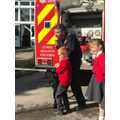 We love having visitors like the Fire Brigade...