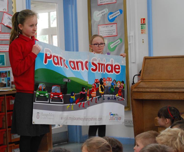 Launch of Park and Stride in Eco Assembly
