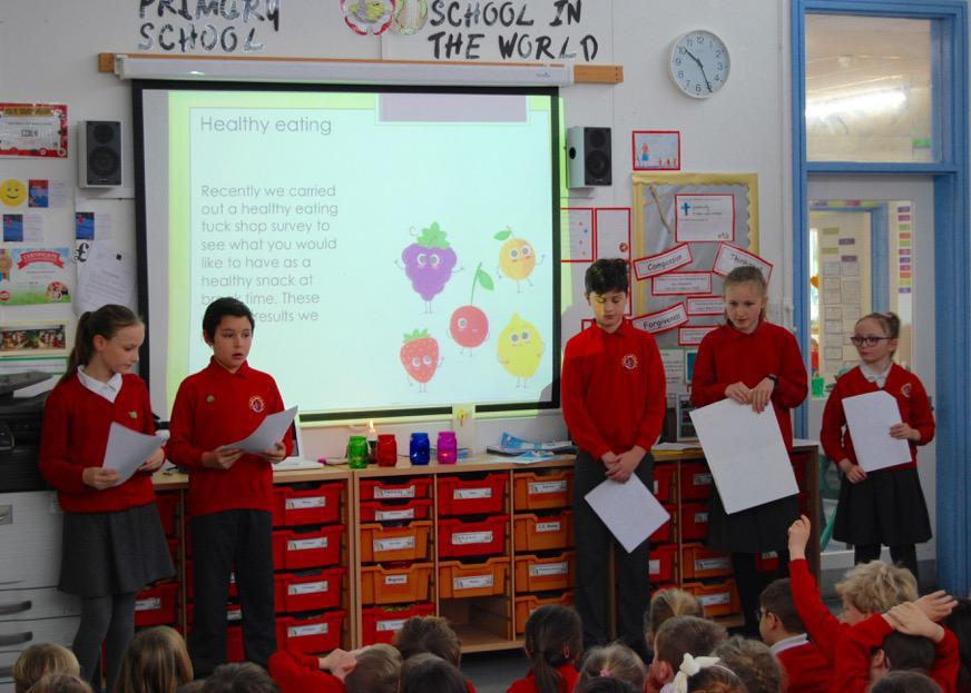 The Launch of healthier Snacks in Eco Assembly