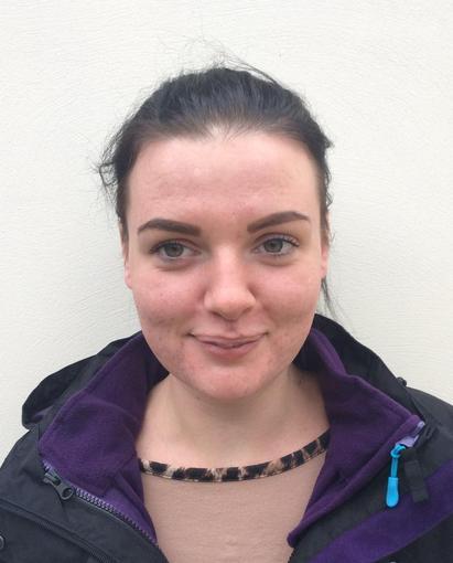 Rachel Cargill, Childcare Apprentice