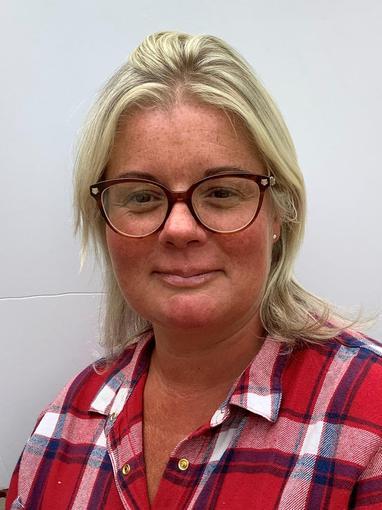Miss Jayne Griffiths, Lunchtime Supervisor