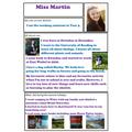 Miss Martin - Year 3