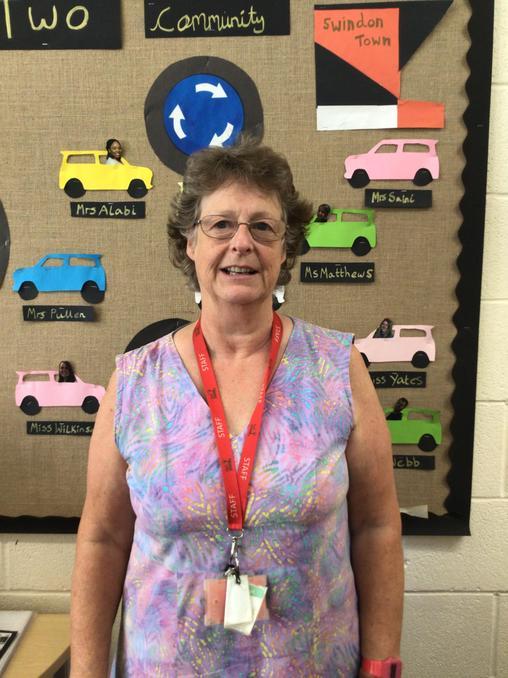 Mrs MacKay ( Teaching Assistant)