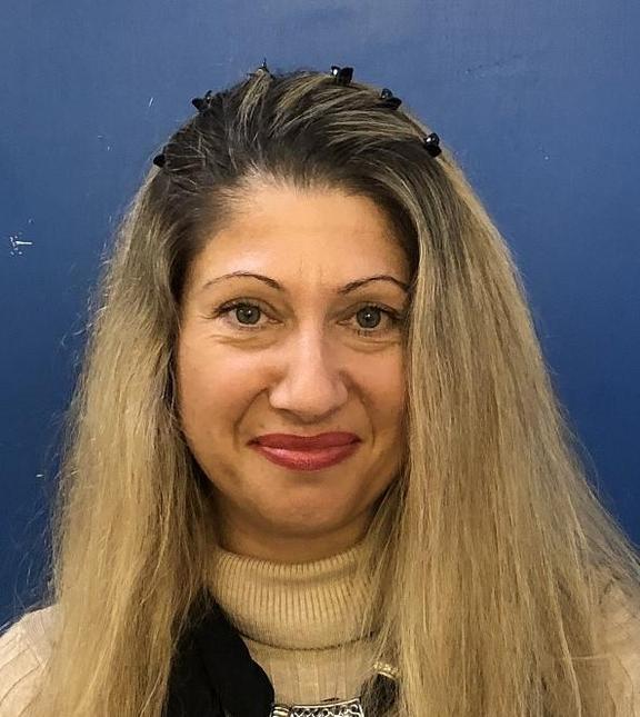 Mrs Mannino, Receptionist, St Clement Site