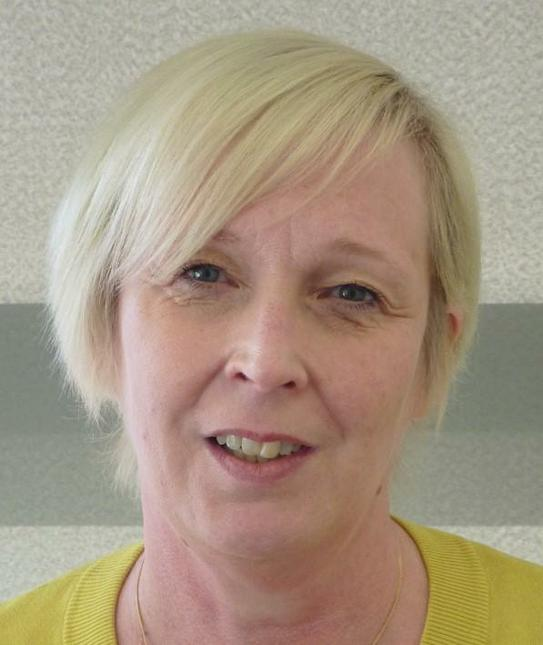 Mrs Heathfield, Finance Assistant, All Saints Site