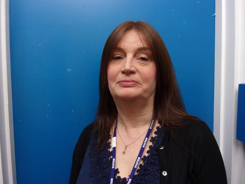 Miss Harrison, Receptionist, All Saints Site