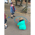 Infant Play Area - Shape Hunt