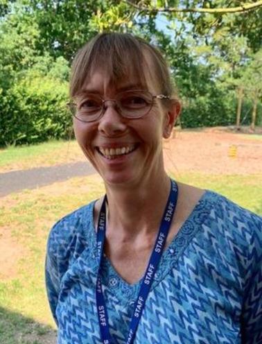 Mrs Hussey - Oak Class TA & Intervention Support