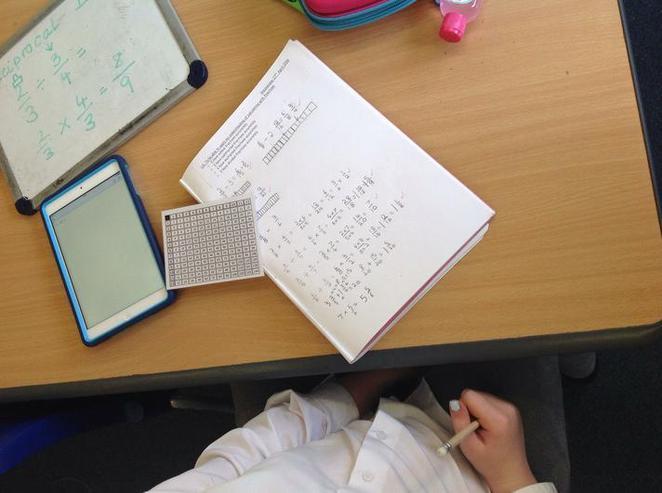 QR Codes in Maths