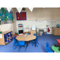 Butterfly class back room.