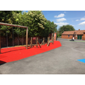 The play trail- we love this for a treat.