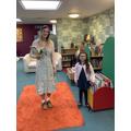 World Book day - Miss Honey and Matilda