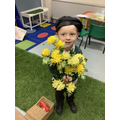 Role play 'Percy the Park Keeper'
