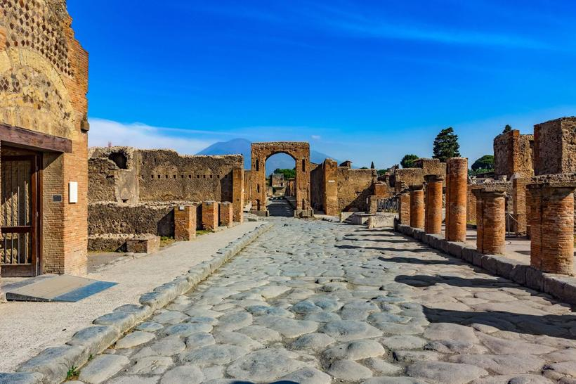 The Roman Roads