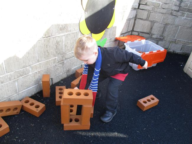 I am building a house!
