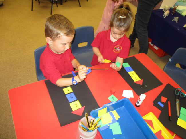 Ordering the letters in our names to make a rocket