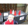 number order cones