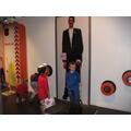 The world's tallest man.