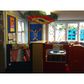 Circus dressing up- role play area