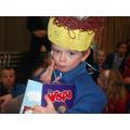 Oliver's winning hat [Nursery]