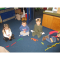 Sorting and counting the bears