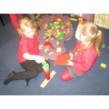 building and talking about 3d shapes
