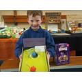 Charlie's winning egg [Y2]