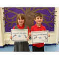 Huge well done to all of our stars.