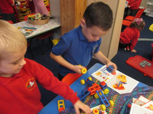 We built different types of transport