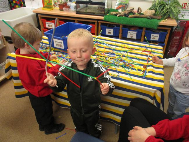 Creating magic wands!