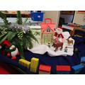 Small world - Christmas theme