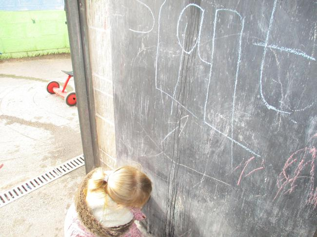 Forming letters and numbers