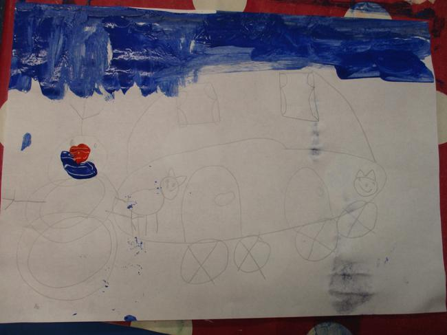 We created some fabulous transport pictures