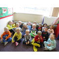 Children in need - wear spots or pyjamas!