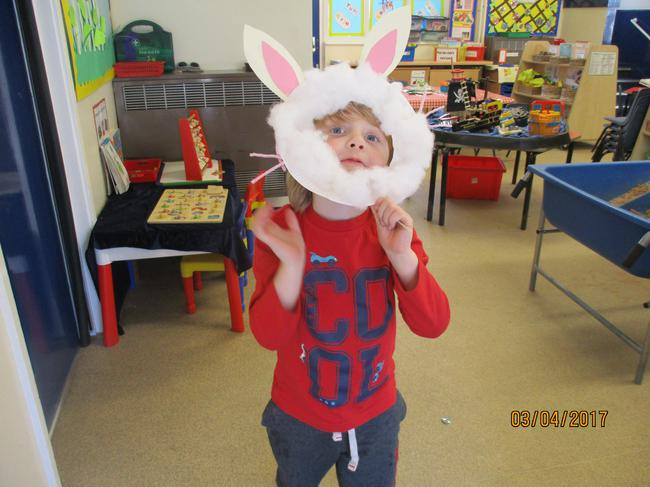 Kyle the Easter Bunny :-)