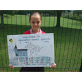 Third Place - Scarlett Year 4