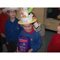 Liam's winning hat [Y2]
