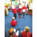 We are beginning to read and spell short words