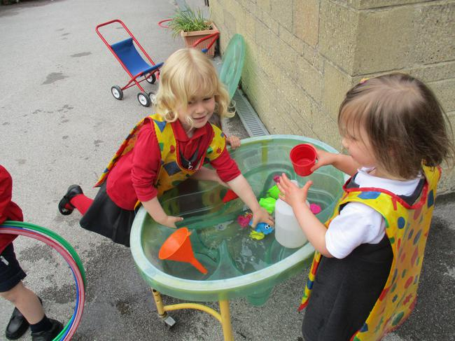 Water play :)