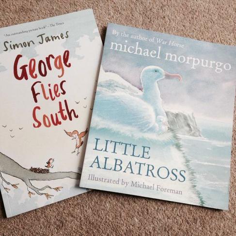 Gigantic Journey Stories for Y1 Book Week