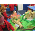 Jack and the beanstalk role play