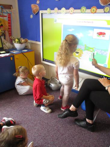 Understanding how to use our ICT equipment!