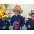 Jaydan's winning hat [Rec]