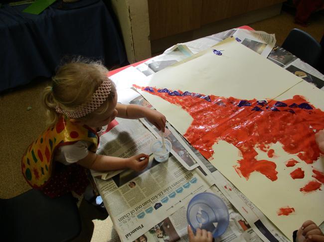 Dinosaur crafts!